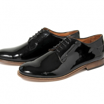 Formal Jutland Patent Black