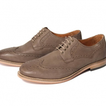 Brogues Haskin Taupe