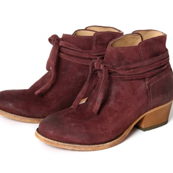 Heels Abney Bordo