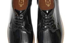 Formal Jutland Patent Black  - 1