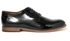 Formal Jutland Patent Black  - 2