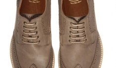 Brogues Haskin Taupe  - 1