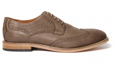 Brogues Haskin Taupe  - 2