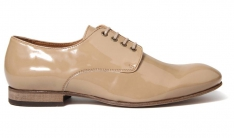 Flats Lincoln Patent Beige  - 2