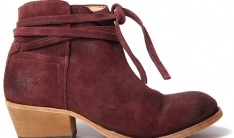 Heels Abney Bordo  - 2
